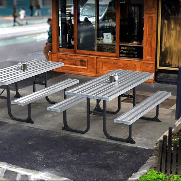 Standard Aluminium picnic Table