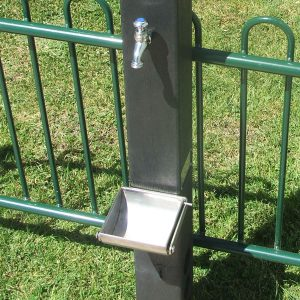 Recycled Plastic Drinking Fountain