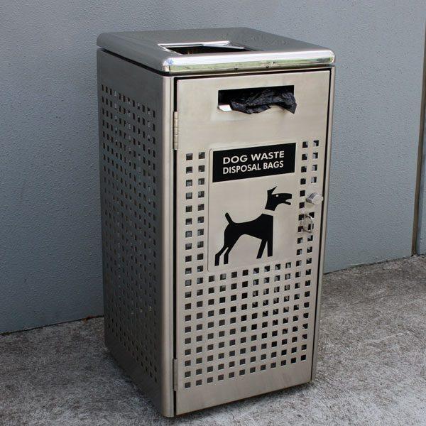 1200 Series with Dog Bag Dispenser