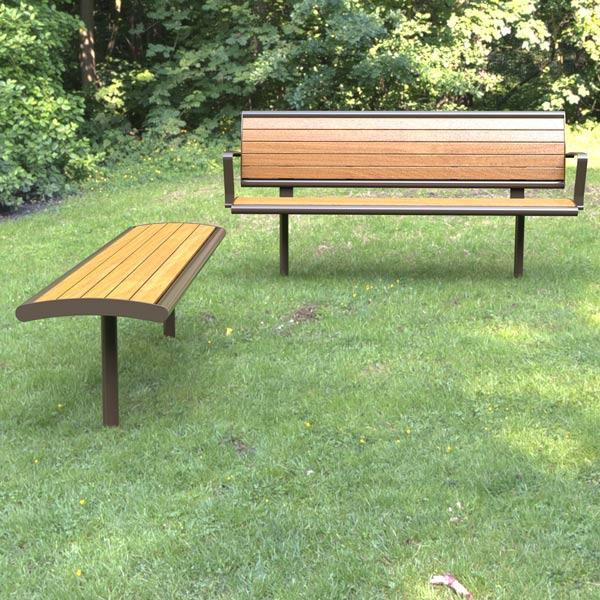 Monbulk Park Bench and Seat