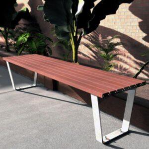 Timber-look Battens, Mild steel galvanised frames