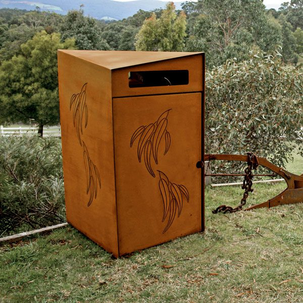 Bushland Bin Surround