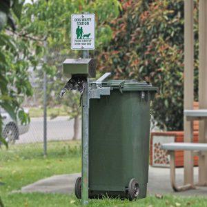 Dog Waste Station