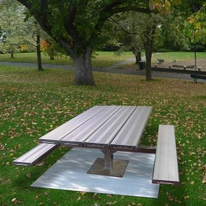 Heavy Duty Picnic Table AL