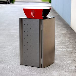 888 iNfinity Series Bin Surround with Folded Canopy
