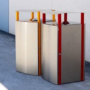 888 iNfinity Series Bin Surround with Canopy