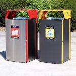 Custom bin enclosures
