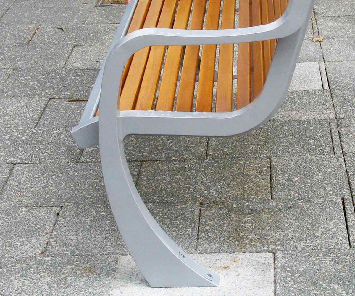 Perth seat prototype frame