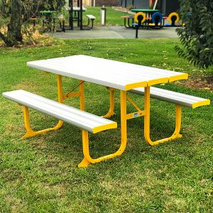 Standard Picnic Table Aluminium