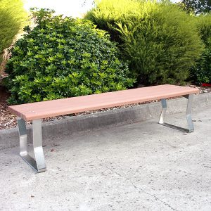 Kiama Freestanding Bench Seat