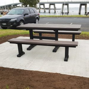 Premier Table Setting Wheelchair Access