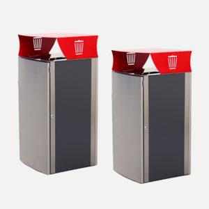 120l and 240l bin