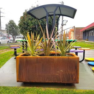 Hamilton Rectangle Planter Box
