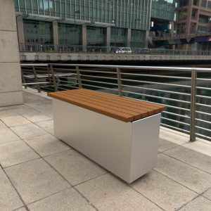 Hamilton Rectangle Bench Seat
