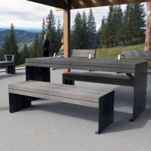 alpine Ash Timber-Look Aluminium