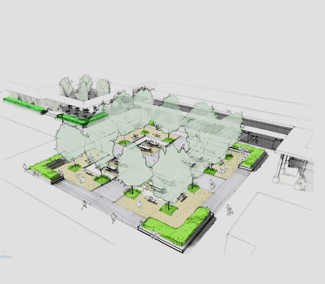 City Square plan