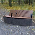 Wandin Convex Seat