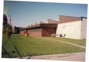 Draffin factory 1984