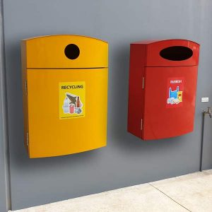 Wall Mount Bins