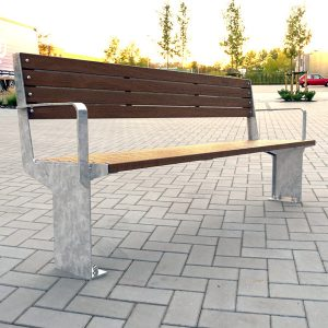 Outlines Seat with Back