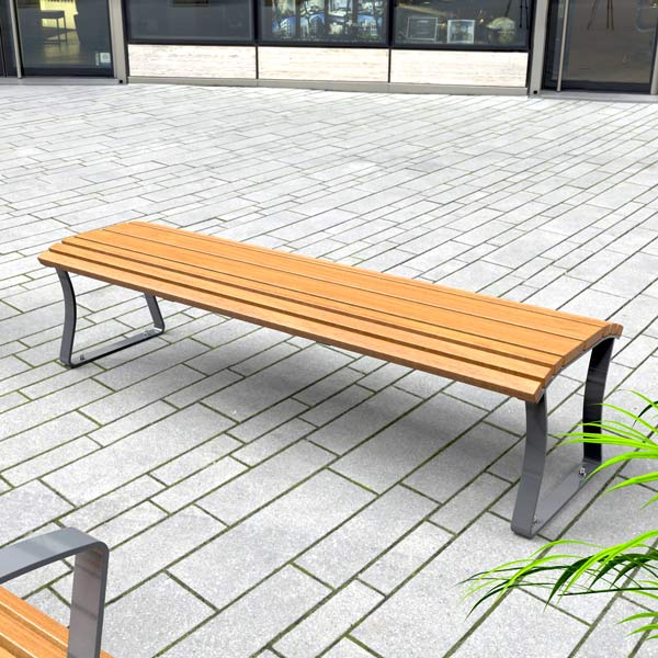 Airlie Freestanding Bench