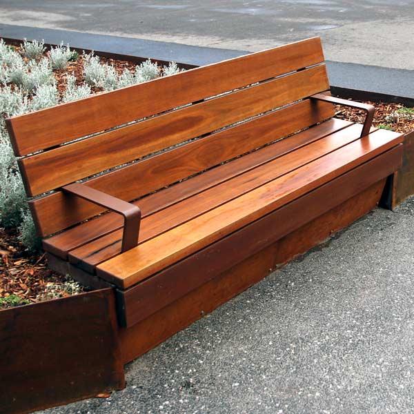 Upper Ferntree Gully Seat