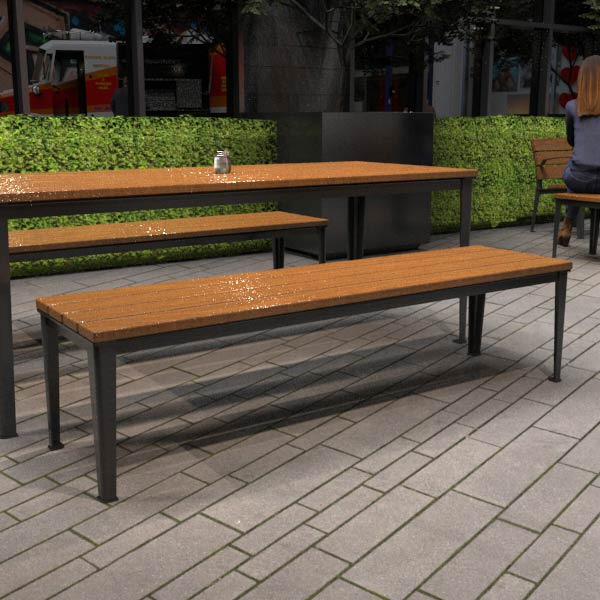 Glenelg Bench and Table