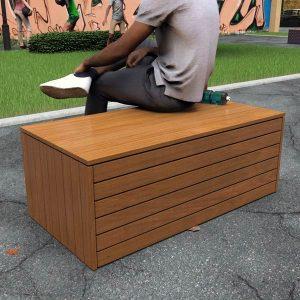 Mod Block Seat C
