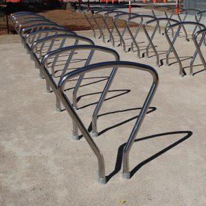 Monash University Bike Hoop
