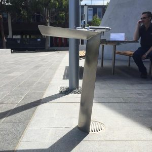 Monash Uni Drink Fountain
