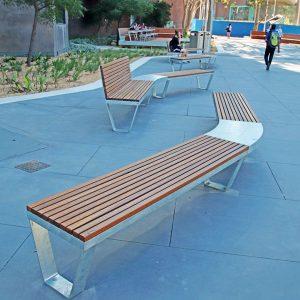 Monash University Modular Seat