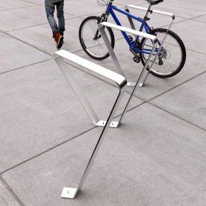 Eastland spiral bike rack