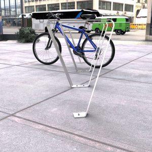316 Stainless Steel bike rack