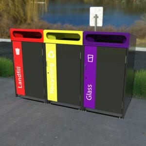 Draffin 800 series bin surrounds